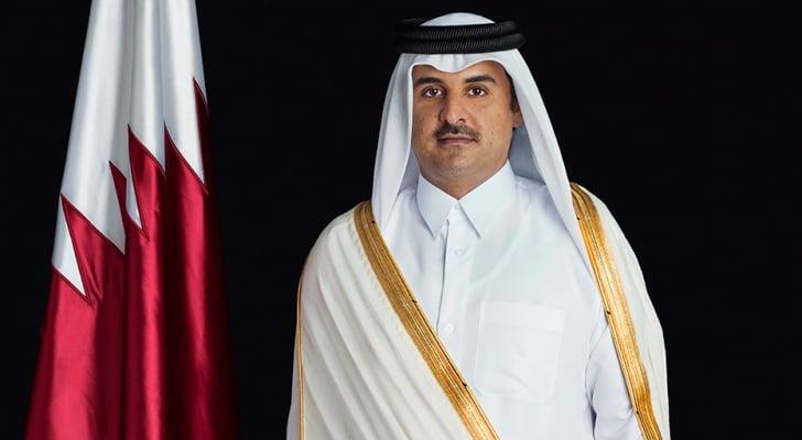 امير دولة قطر