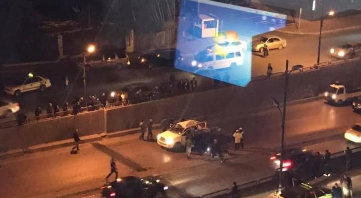 صورة متداولة لموقع التفجير