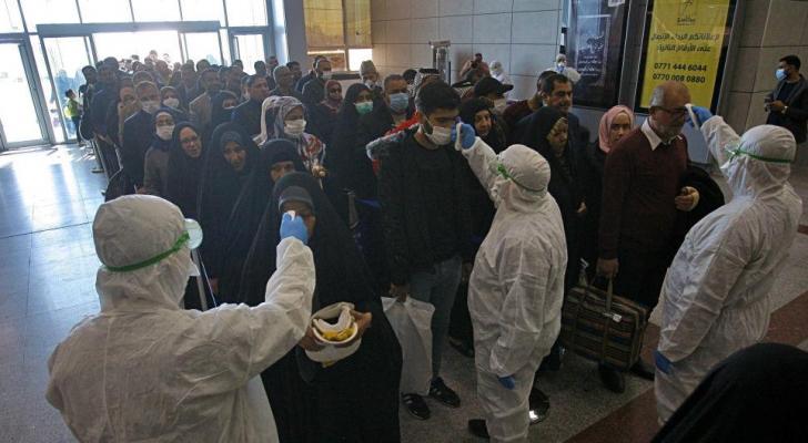 ارتفاع عدد المصابين بفيروس كورونا إلى 23