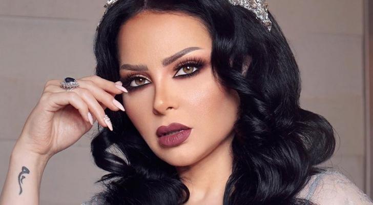 الفنانة الأردنية ديانا كرزون