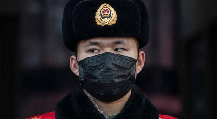 جندي صيني