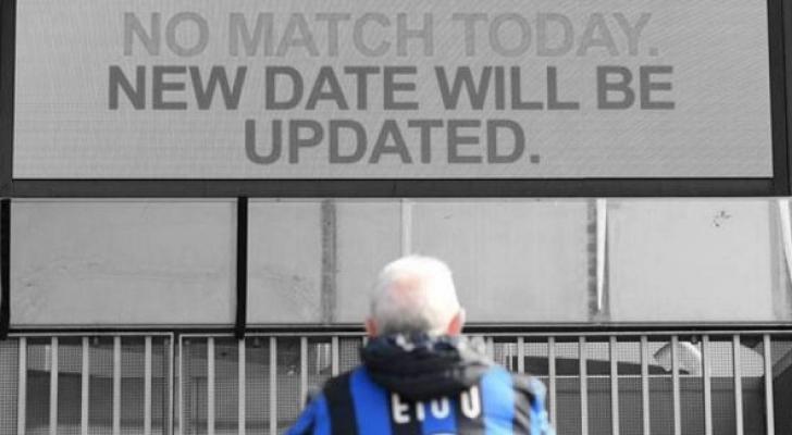 فيروس كورونا يؤجل مباريات في الدوري الايطالي