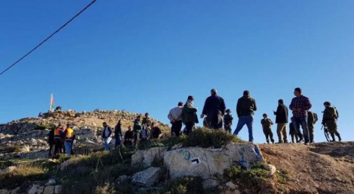 اصابة 191 فلسطينيا في مواجهات مع الاحتلال في بيتا