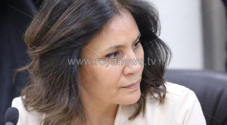 وزير الطاقة هالة زواتي