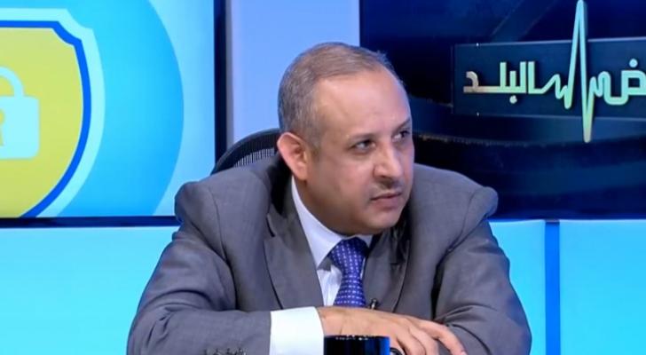 رئيس ديوان التشريع والرأي السابق الكتور نوفان العجارمة