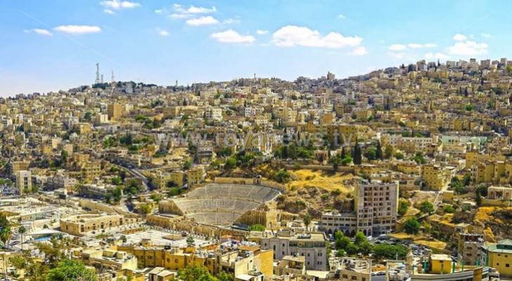 العاصمة عمان