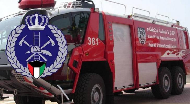 وفاة 8 أطفال بحريق في الكويت