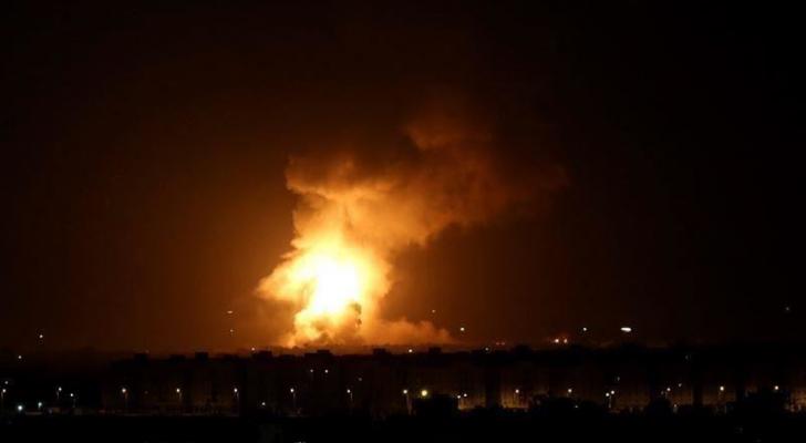 سقوط عشرة صواريخ على قاعدة عسكرية في العراق تؤوي جنوداً أميركيين