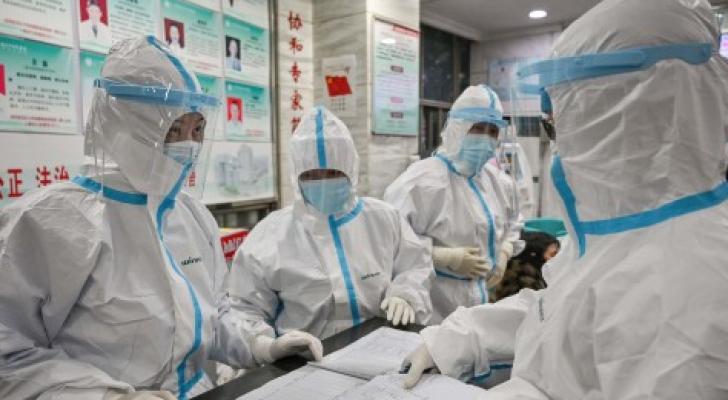مستشفى بالصين - ارشيفية