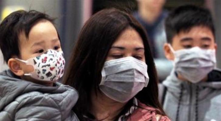 انخفاض اصابات كورونا في الصين