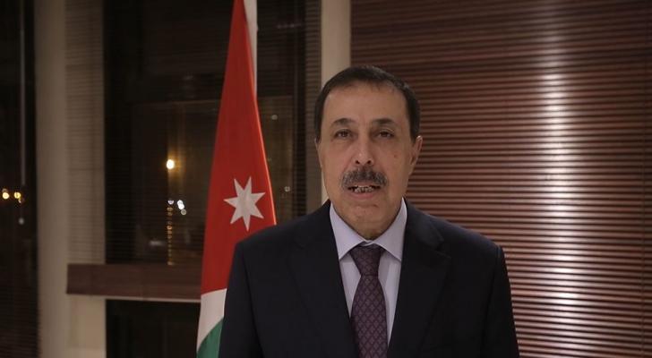 وزير التربية والتعليم تيسير النعيمي - من الفيديو