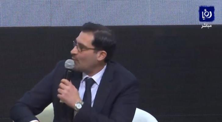 وزير النقل خالد سيف - ارشيفية