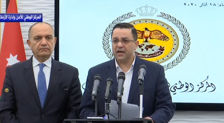 وزير المالية: تقسيط اشتراكات الضمان على الشركات والمصانع لمواجهة ازمة كورونا