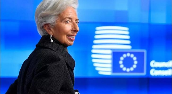 مديرة البنك المركزي الأوروبي كريستين لاغارد
