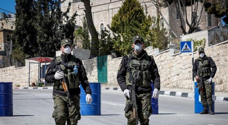 فلسطين: إصابة جديدة وشفاء 36 مصابا ومخالطيهم من فيروس كورونا