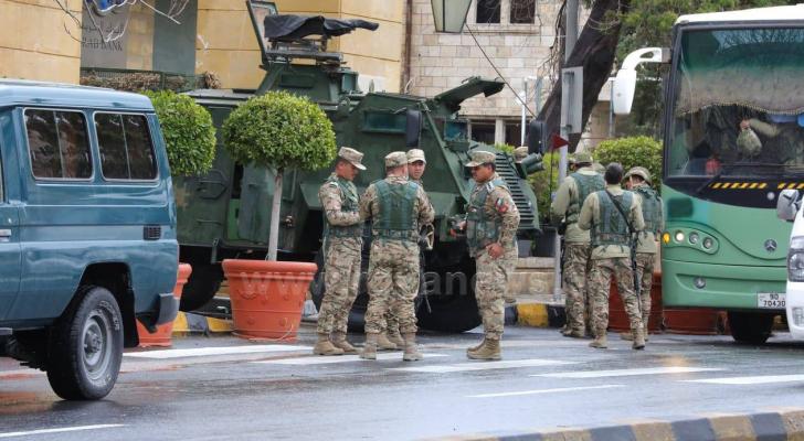 نشامى القوات المسلحة