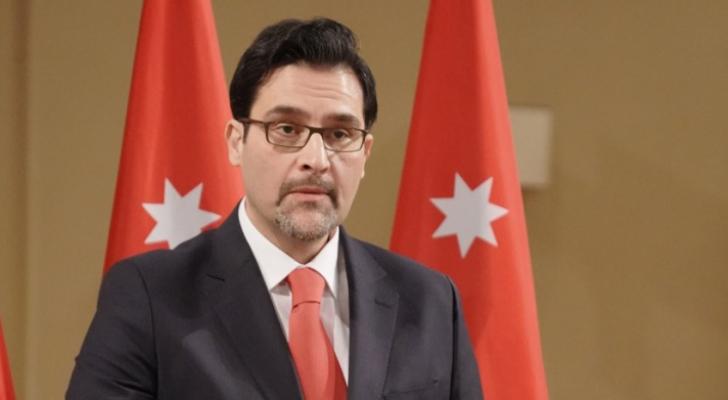 وزير النقل خالد سيف