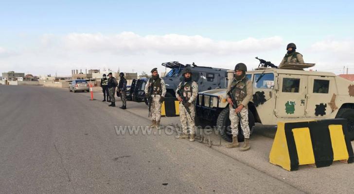 الجيش العربي