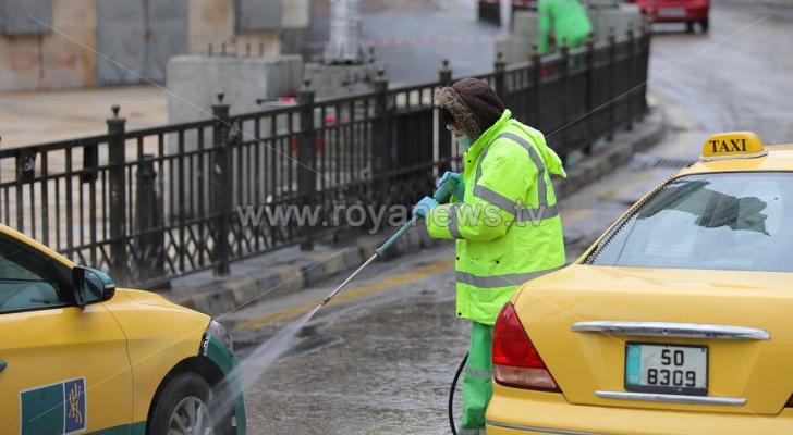نشامى امانة عمان في الميدان