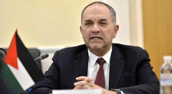 وزير العدل، الدكتور بسام التلهوني