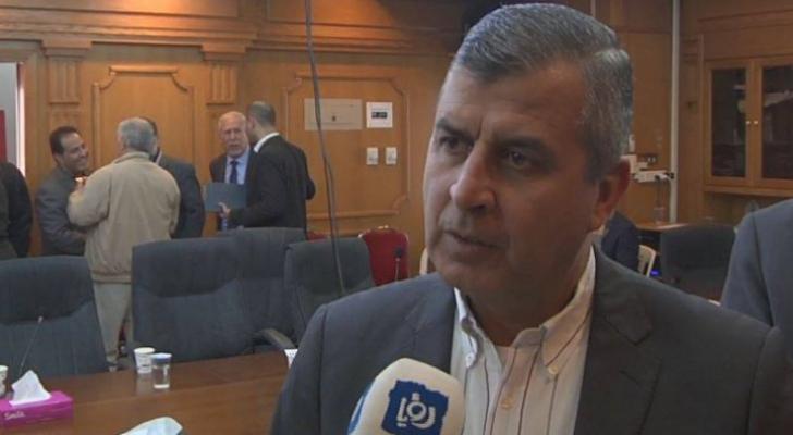 وزير البيئة الدكتور صالح الخرابشة