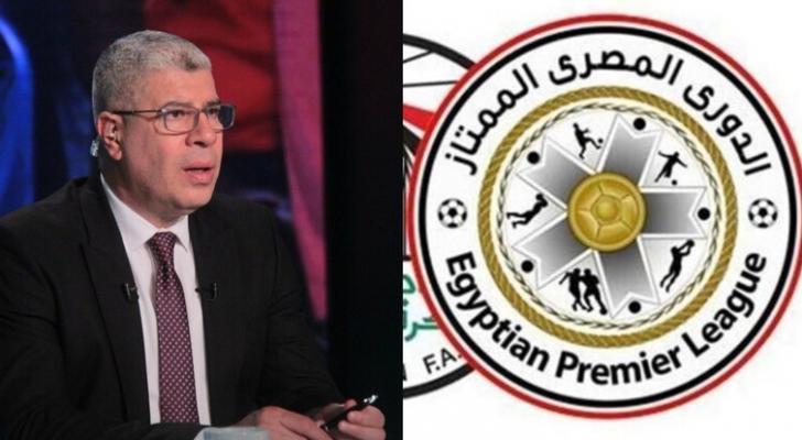 من المقرر أن يحسم  الاتحاد لمصري نهاية هذا الأسبوع مسألة استمرار تعليق نشاط الدوري المصري