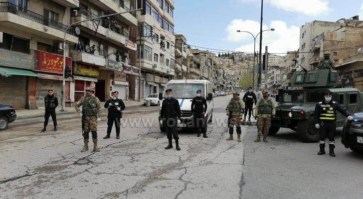 مرتبات القوات المسلحة والاجهزة الامنية في عمان