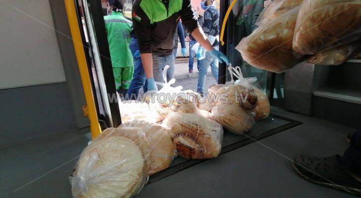 تمديد ساعات توزيع الخبز في عمان حتى السابعة مساء