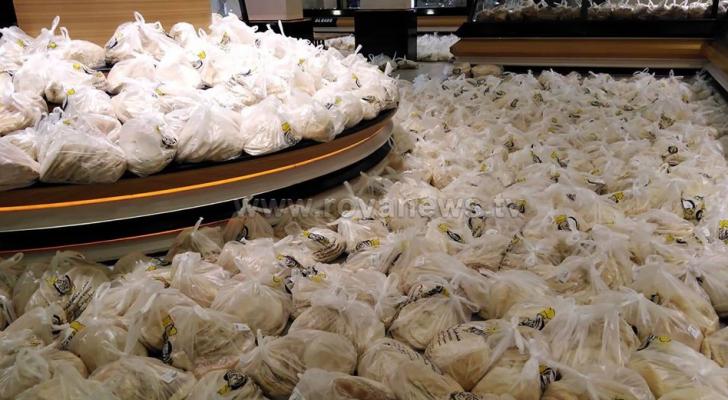 مستلزمات انتاج الخبز متوفرة لدى المخابز وليس هناك مشاكل تذكر