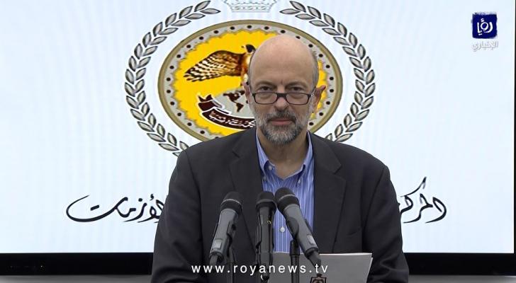 ر ئيس الوزراء الدكتور عمر الرزاز