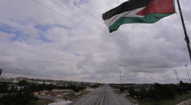 حظر التجول في عمان