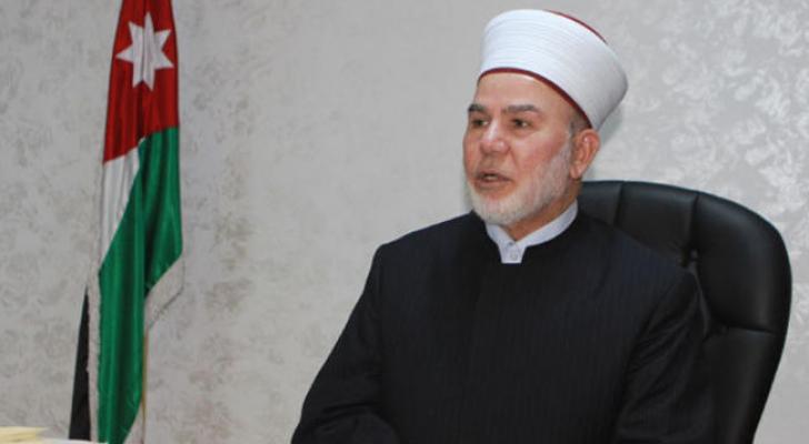 مفتي عام المملكة سماحة الشيخ عبد الكريم الخصاونة