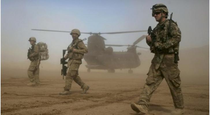 الجنود الامريكان