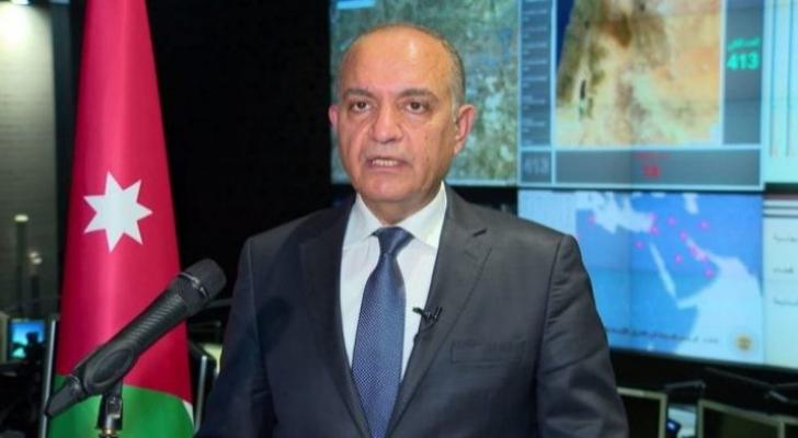 وزير الدولة لشؤون الإعلام امجد العضايلة