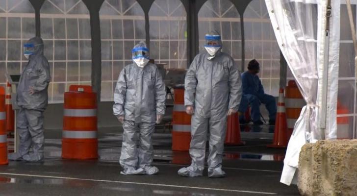 وباء كورونا يجتاح الولايات المتحدة