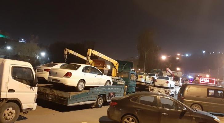 الأمن: ضبط 273 مركبة و341 شخصاً خالفوا أوامر حظر
