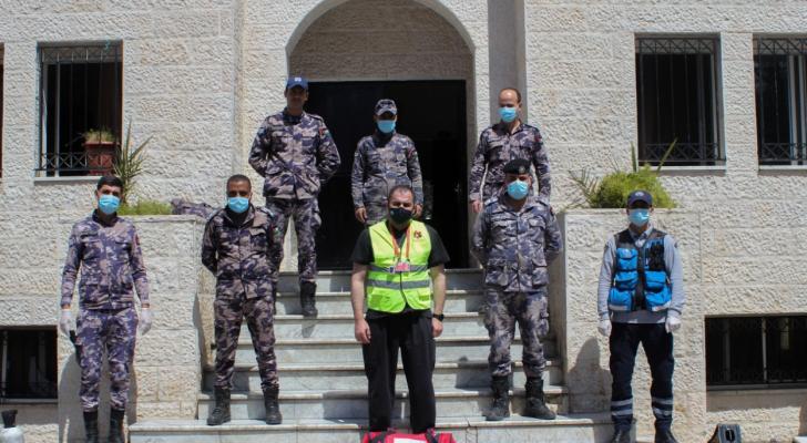 الجمعية الأردنية للإسعاف تدعم  وزارة الصحة بعشرات الأطباء والفرق الطبية لمواجهة كورونا
