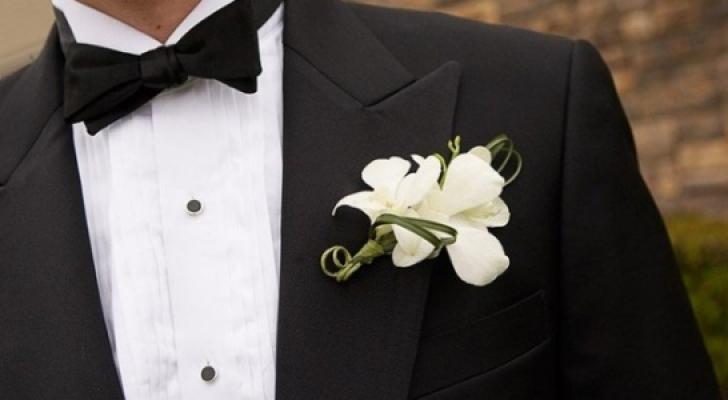 القبض على العريس الذي خالف قانون الدفاع