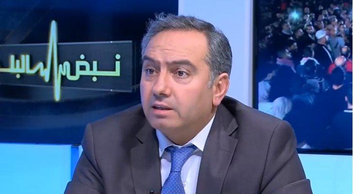 وزير الشباب الدكتور فارس البريزات