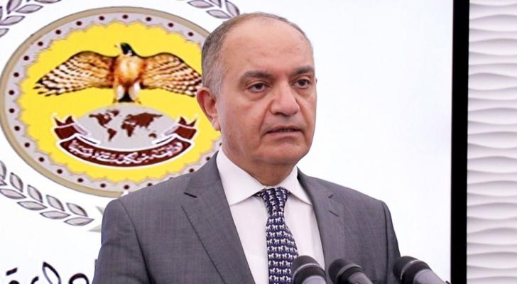 وزير الاعلام أمجد العضايلة
