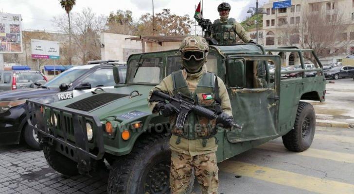 مرتبات القوات المسلحة