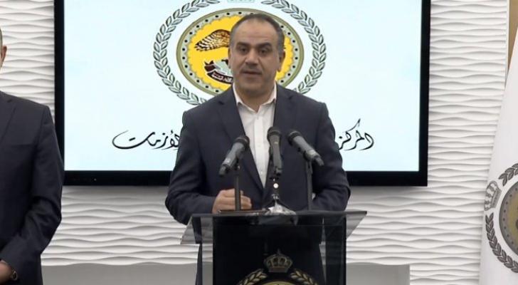 وزير الزراعة المستقيل ابراهيم الشحاحدة