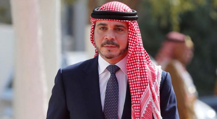 سمو الأمير علي بن الحسين رئيس المركز الوطني للأمن وإدارة الأزمات