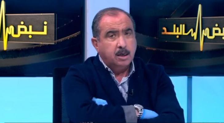 مدير هيئة تنظيم قطاع النقل المهندس صلاح اللوزي