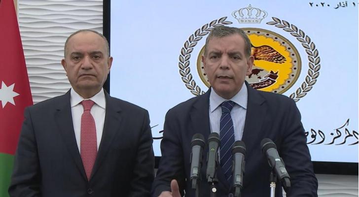 وزير الصحة: حالتان لم تعرف مصدر إصابتهما بكورونا في عمّان