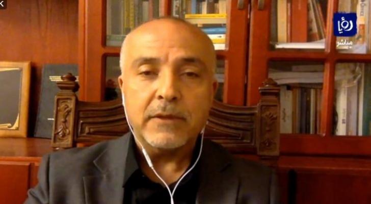 عضو لجنة الأوبئة ومسؤول ملف كورونا في الشمال الدكتور وائل الهياجنة