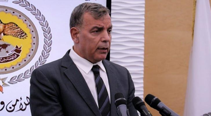وزير الصحة الدكتور سعد جابر