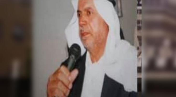 الشيخ إبراهيم خليل دبش