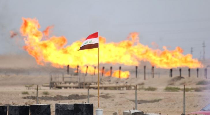 الحكومة: 983 ألف برميل واردات الأردن من نفط العراق في 3 أشهر