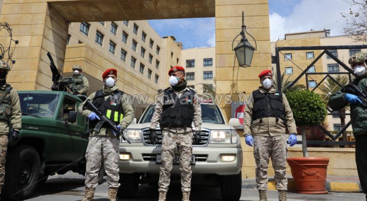 نشامى الجيش العربي